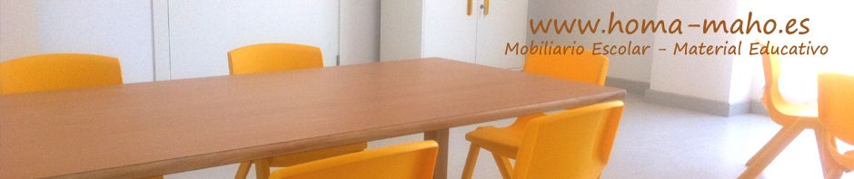Mobiliario de Guarderias | Equipamiento Integral para Guarderias